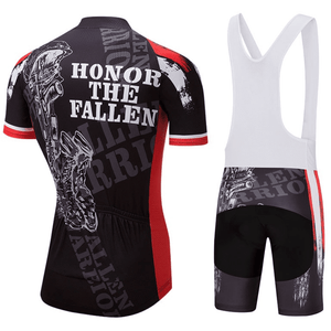 Honor The Fallen Cycling Set