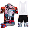 Graffiti Cycling Set