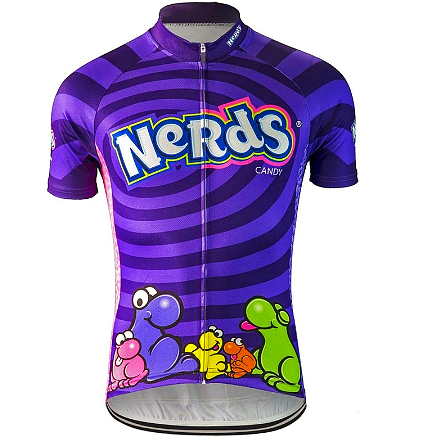 Nerds Candy Cycling Jersey
