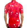 "Bike Jersey's Racmmer Short Sleeve ""Cool Red"" Jersey"