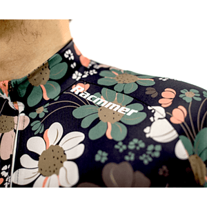 "Bike Jersey's Racmmer Short Sleeve ""Manly"" Jersey"