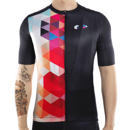 Rhombus Cycling Set