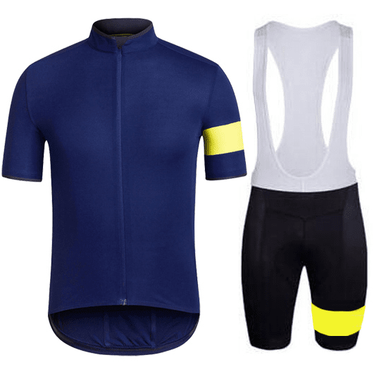 "Mens ""Stripe"" Cycling Set"