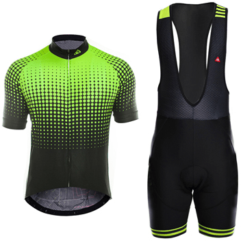 "Mens ""Lights"" Cycling Set"