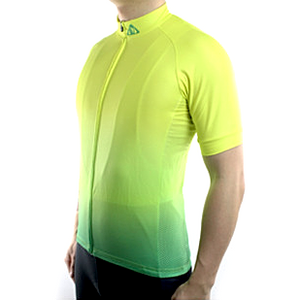 "Parc Cycling Jerseys Mens ""Palette (YG)"" Jersey"