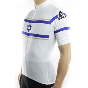 "Parc Cycling Jerseys Mens ""Team Israel"" Jersey"