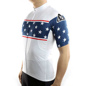 Parc Cycling Jerseys Mens