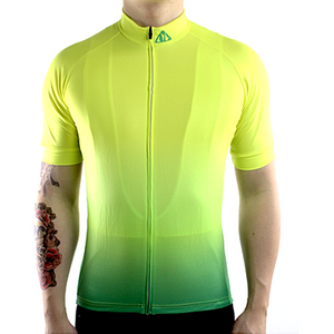 "Parc Cycling Jerseys S Mens ""Palette (YG)"" Jersey"