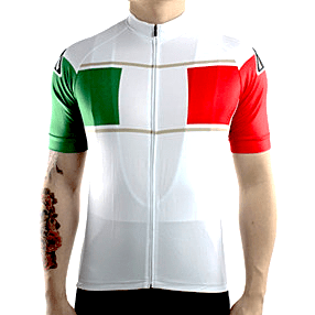 "Parc Cycling Jerseys S Mens ""Team Italy"" Jersey"
