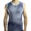 "Parc Cycling Jerseys S / White Mens ""Custom design"" base layer"