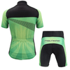 "Parc Jersey Kids ""Cool Green"" Cycling Set"