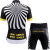 "Parc Jersey Kids ""Smile"" Cycling Set"