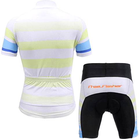 "Parc Jersey Kids "" The Beach"" Cycling Set"