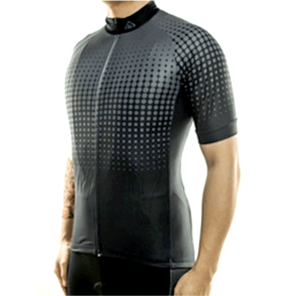 "Parc Jersey Mens ""Lights (black)"" Jersey"