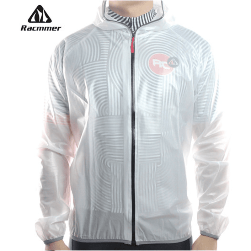 Parc Jersey Mens Waterproof Cycling Jacket