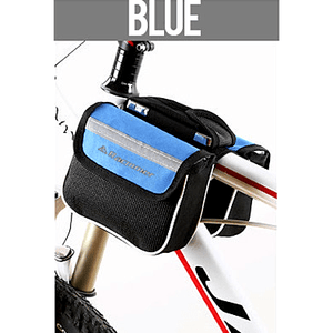 Parc Jersey One Size Waterproof Cycling Bag (Blue)