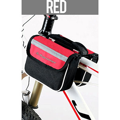 Parc Jersey One Size Waterproof Cycling Bag (Red)