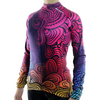 "Parc Jersey Racmmer Long Sleeve ""Colorful Swirls"" Jersey"