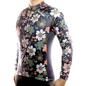 "Parc Jersey Racmmer Long Sleeve ""Manly"" Jersey"