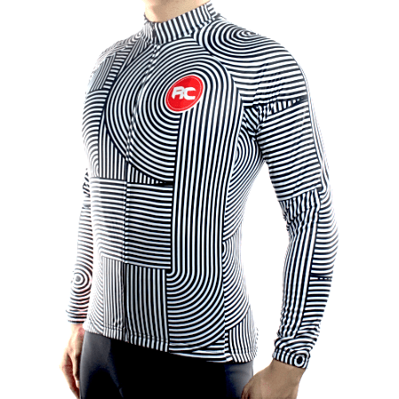 "Parc Jersey Racmmer Long Sleeve ""Ways"" Jersey"