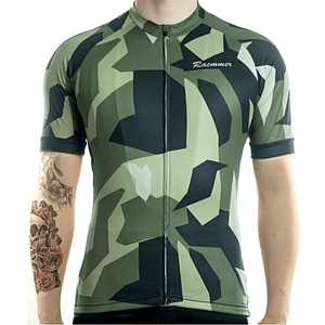 "Parc Jersey S Mens ""Camouflage (Green)"" Jersey"