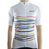 "Parc Jersey S Womens ""White Rainbow"" Jersey"