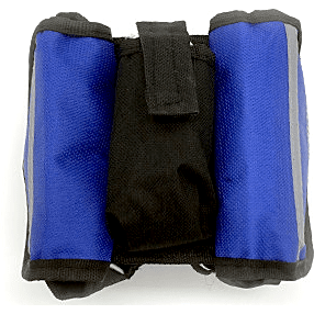 Parc Jersey Waterproof Cycling Bag (Blue)