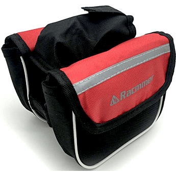 Parc Jersey Waterproof Cycling Bag (Red)