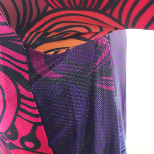"Parc Jersey Womens ""Colorful Swirls"" Jersey"