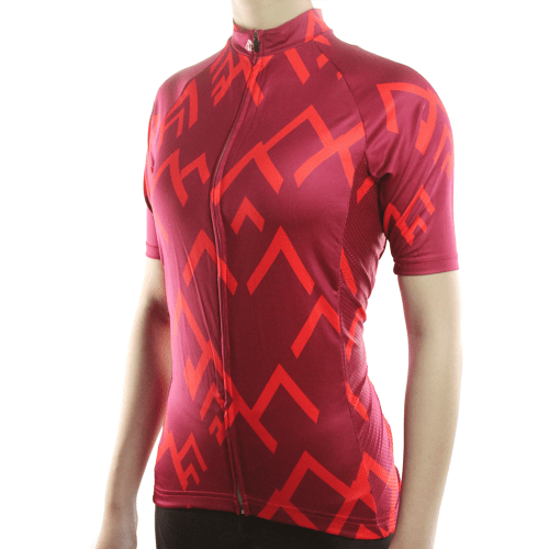 "Parc Jersey Womens ""Red Peak"" Jersey"