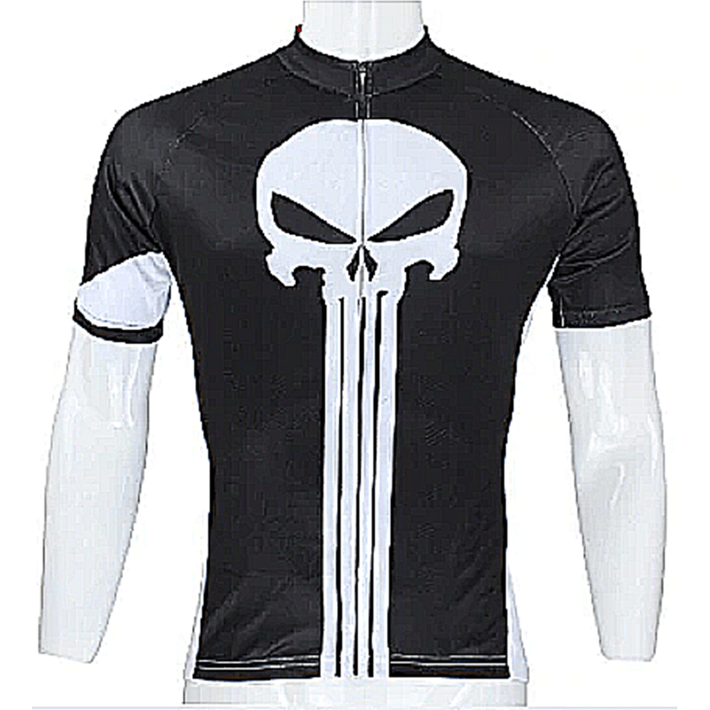 """Punisher"" Cycling Jersey"