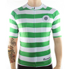 "Mens ""Rugby Style"" (green/white) Cycling Jersey"