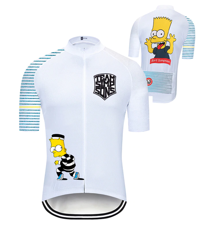 """Bart"" Cycling Jersey"