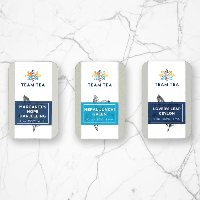 Team Tea Club Monthly Subscription