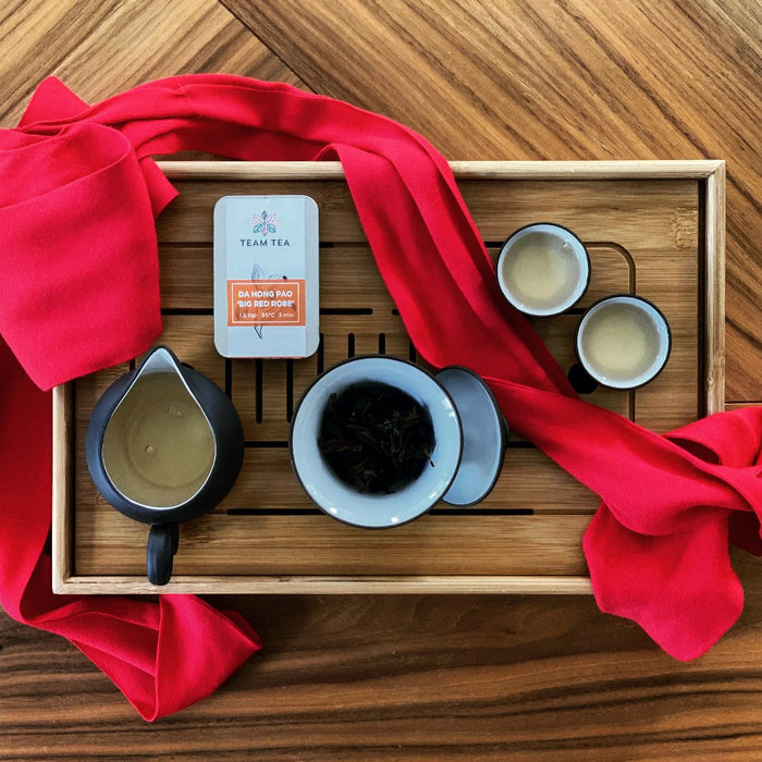 Da Hong Pao 'Big Red Robe'