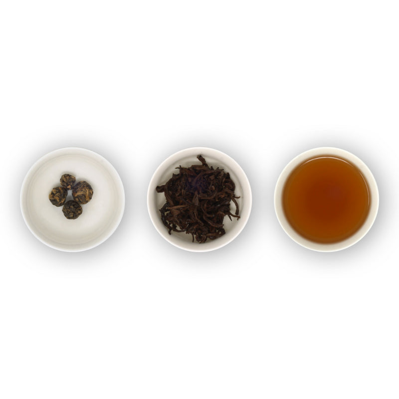 Black Dragon Pearls Loose Leaf Tea