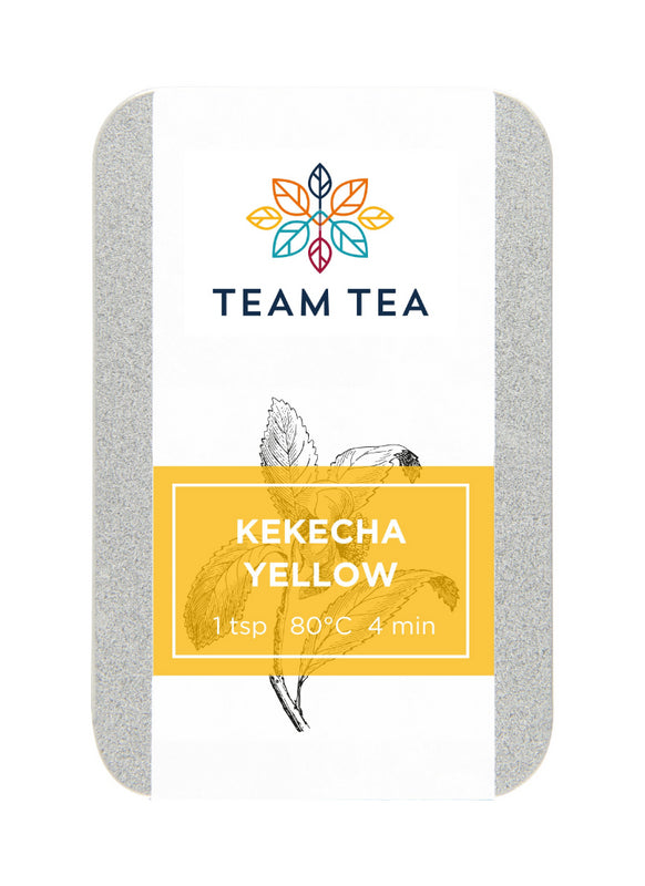 Kekecha Yellow Tea