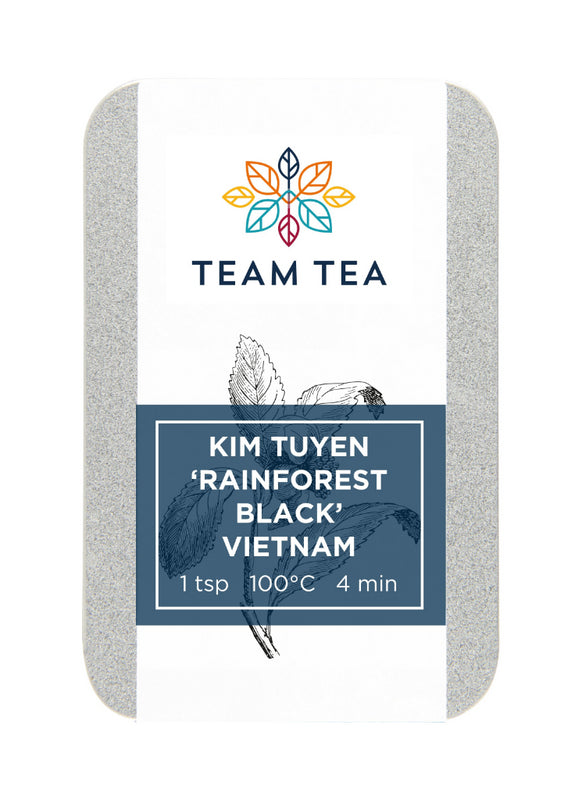 Kim Tuyen Vietnam Black Tea