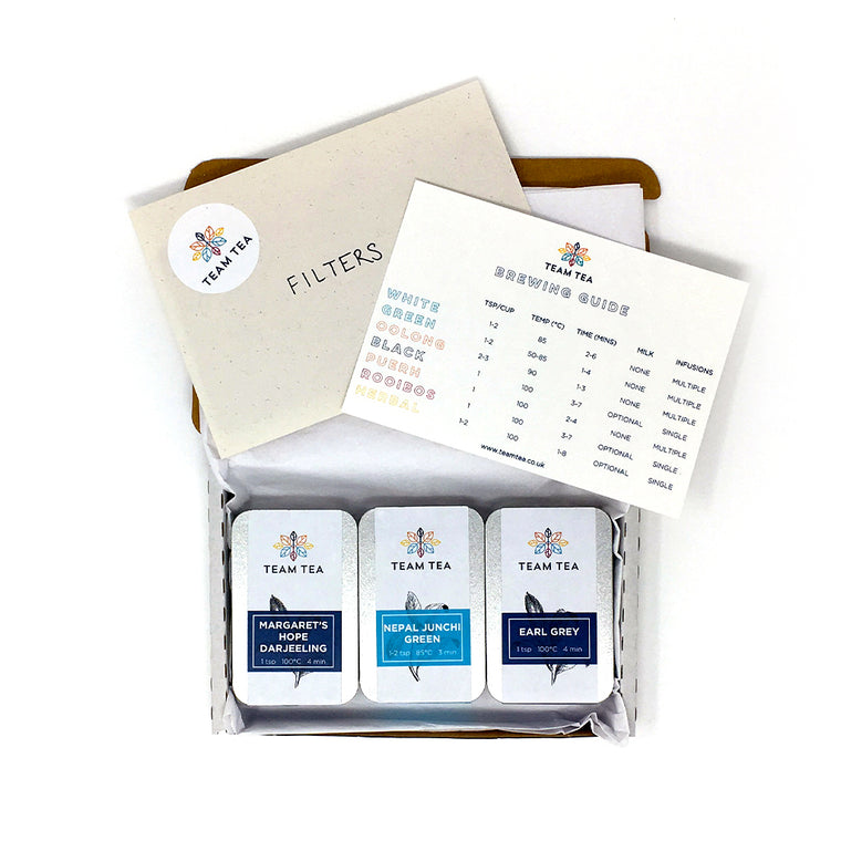 Team Tea Club 6-Month Subscription