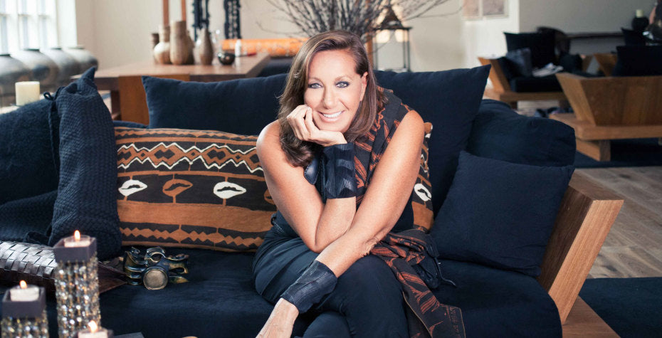 Donna Karan's Tips for Staying Calm Throughout the Holidays