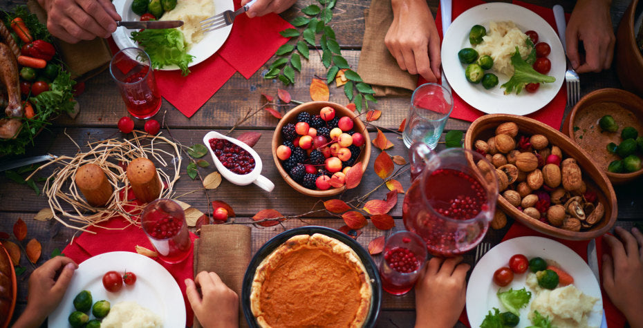 How To Recover From Your Thanksgiving Food Coma Aloha