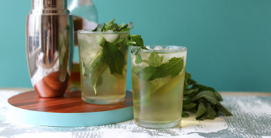 A Clean Mint Julep