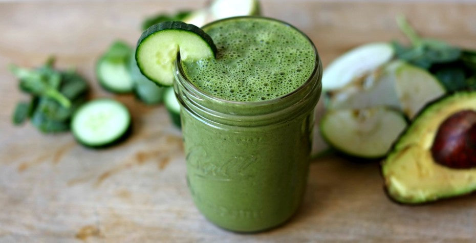 Double Detox Protein Smoothie