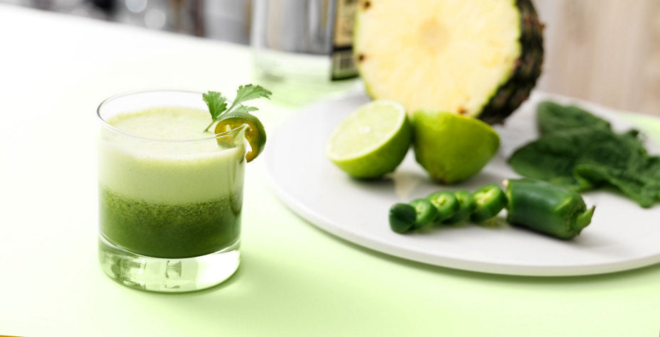 Spicy Spineapple Margarita