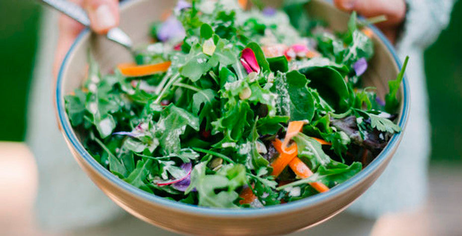Gorgeous Greens Garden Salad
