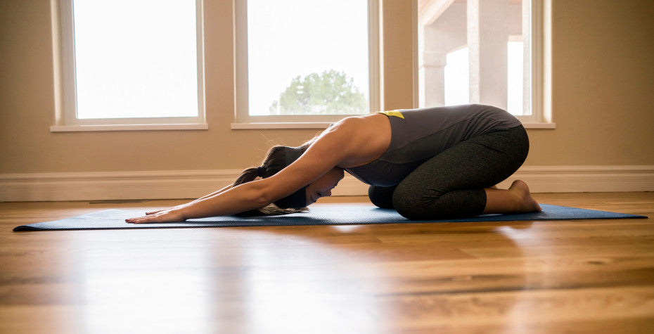 5 Yoga Poses for Workaholics