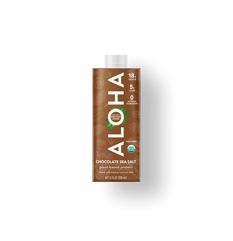 Chocolate Sea Salt Protein Drink