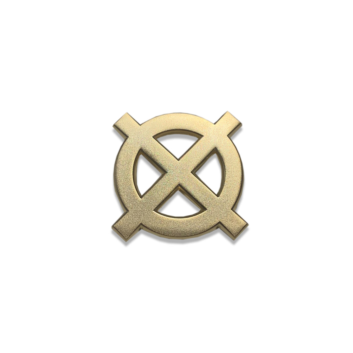 Kayzo OX pin - Gold