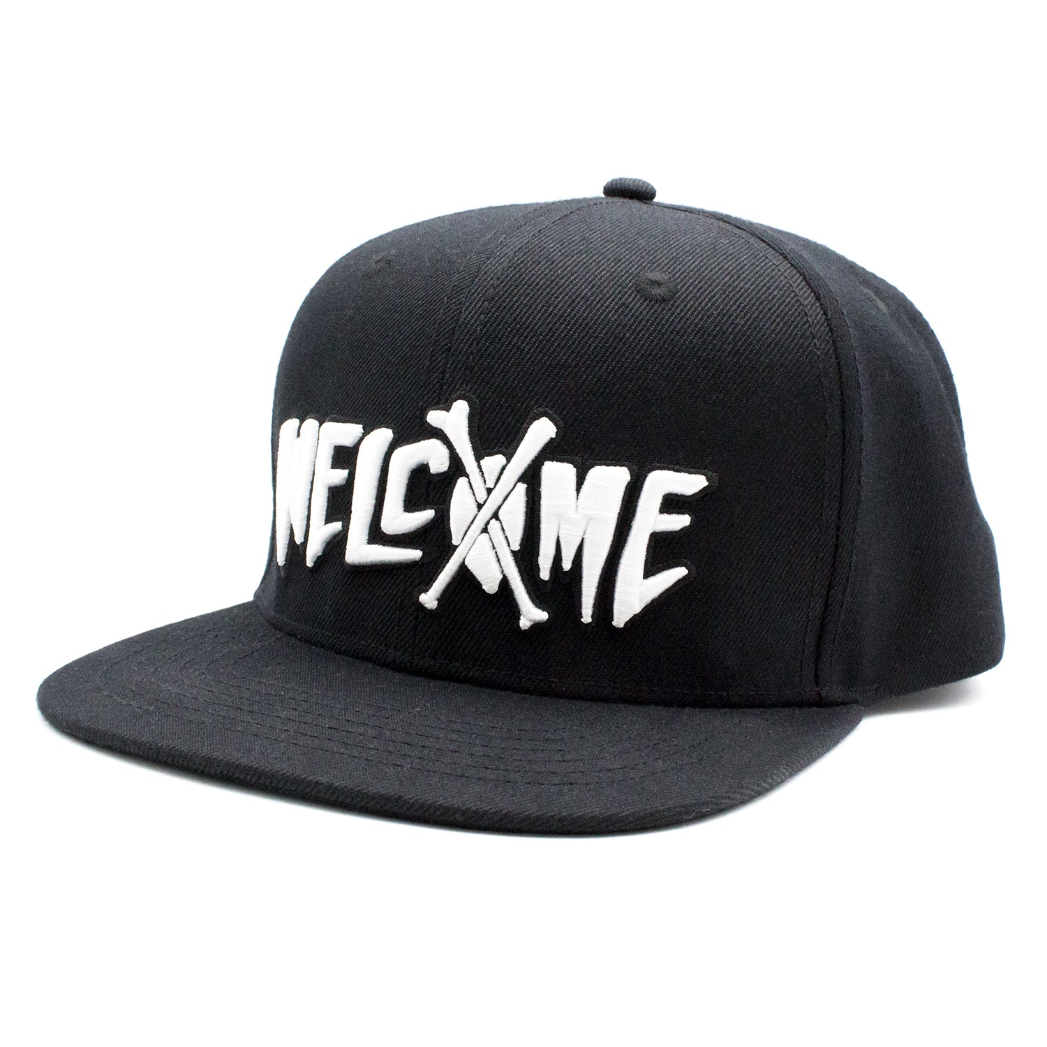 Welcome Snapback / Black