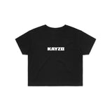 Kayzo Women's Crop Tee